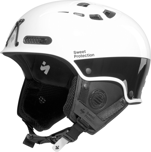 Sweet Protection Igniter Alpiniste II Helmet Gloss Vit